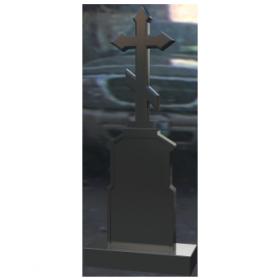 Памятник с крестом на просвет Канадей подбор памятников Правдинск